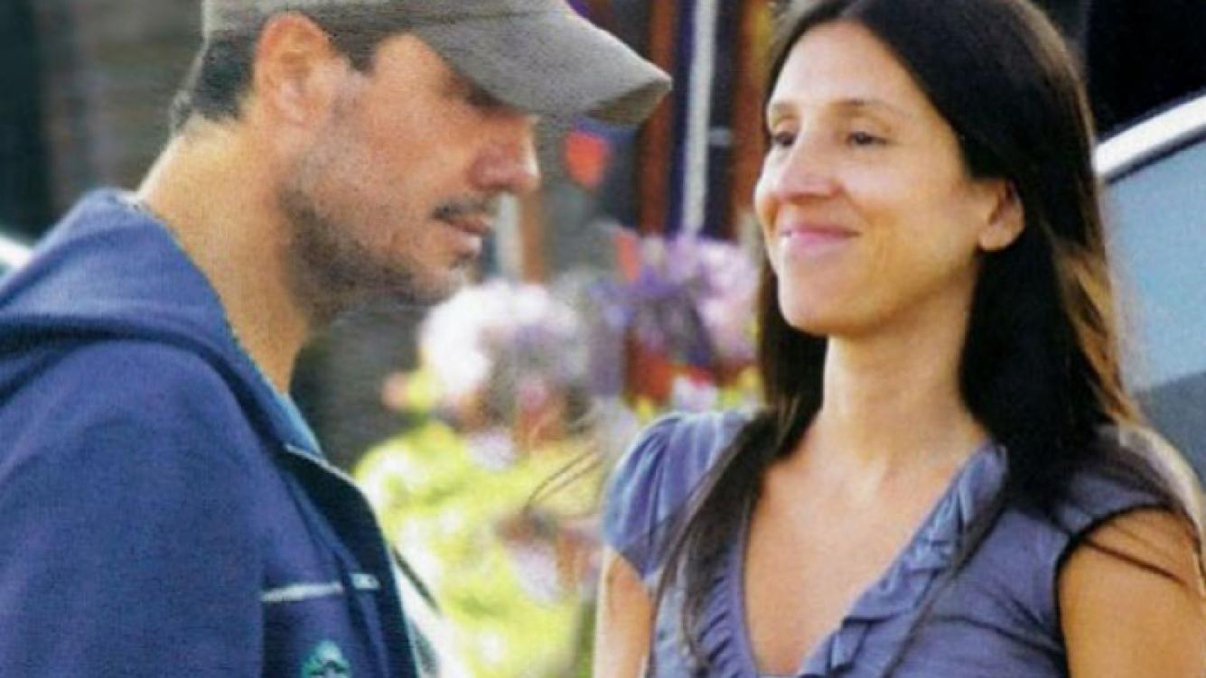 Marcelo Tinelli y Sol Calabró, juntos en enero en Punta del Este. La imagen se repite. (Foto: revista Caras)