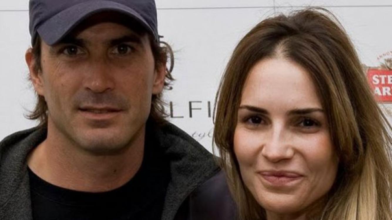 Adolfo Cambiaso y María Vázquez no están separados. (Foto: Web)