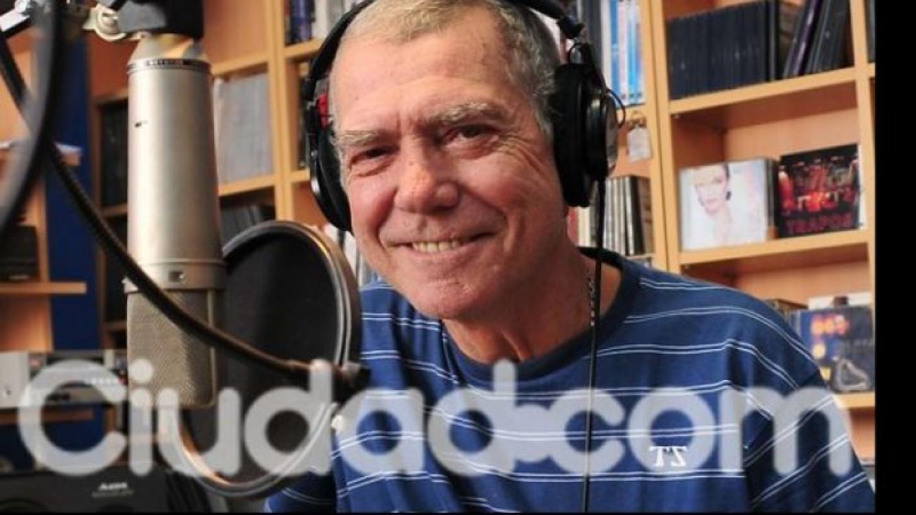 Juan Alberto Badía será operado para extirparle el tumor. (Foto: gentileza Badía)