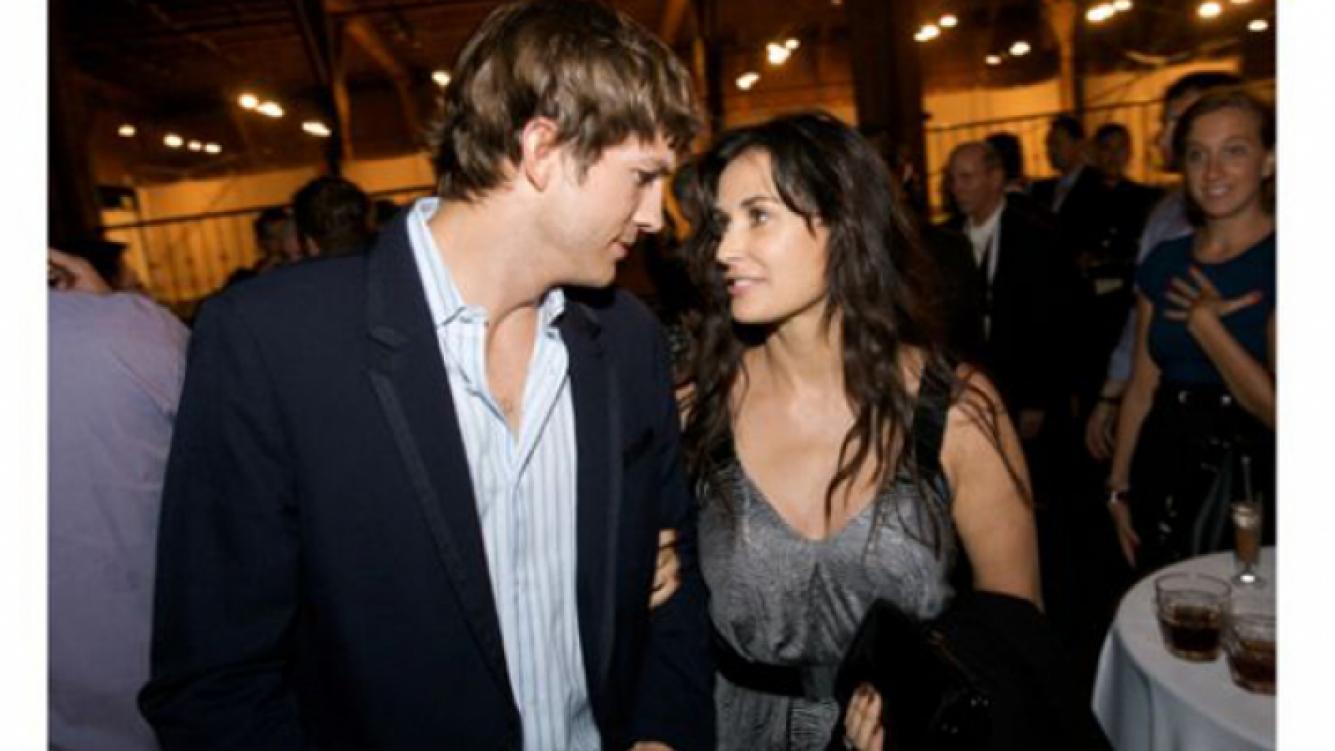 Demi Moore anunció su divorcio de Ashton Kutcher. (Foto:Web)