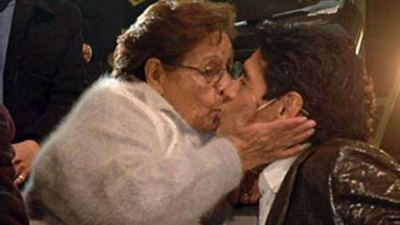 Falleció Doña Tota, la mamá de Diego Maradona. (Foto: Web)