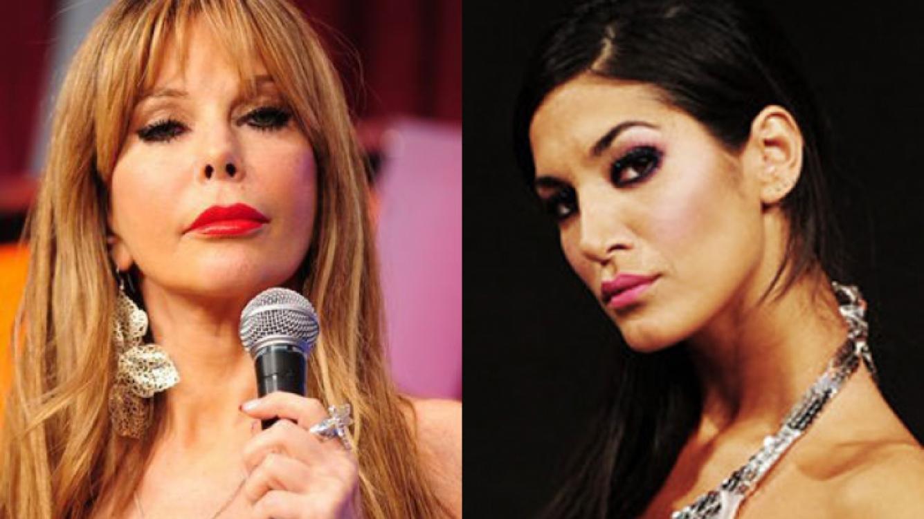 Graciela Alfano y Silvina Escudero, enfrentadísimas (Foto: Web).