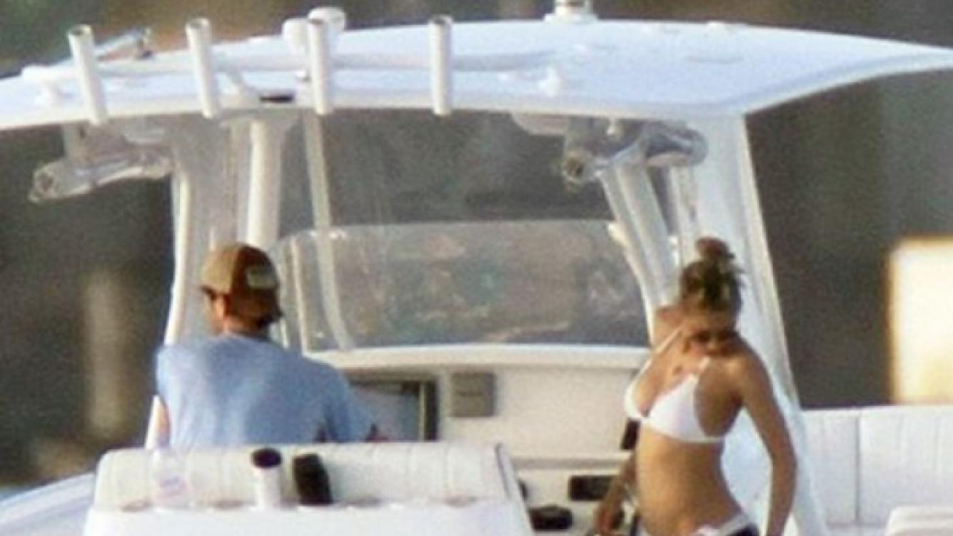 Enrique Iglesias y Anna Kournikova estarían esperando un bebé. (Foto: Dailymail)