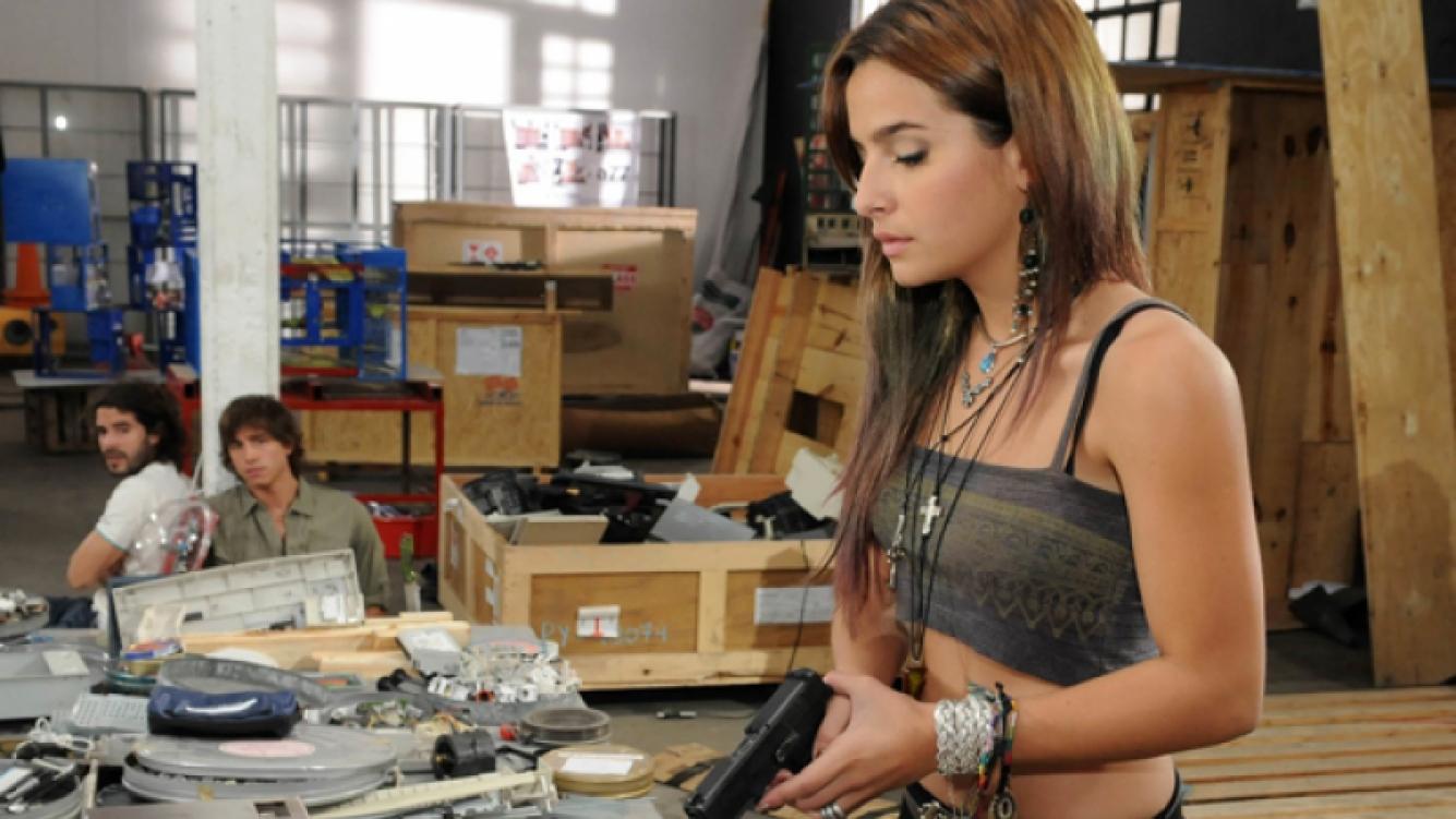 Brenda Asnicar revolucionará Los Unicos. (Foto: El Trece)