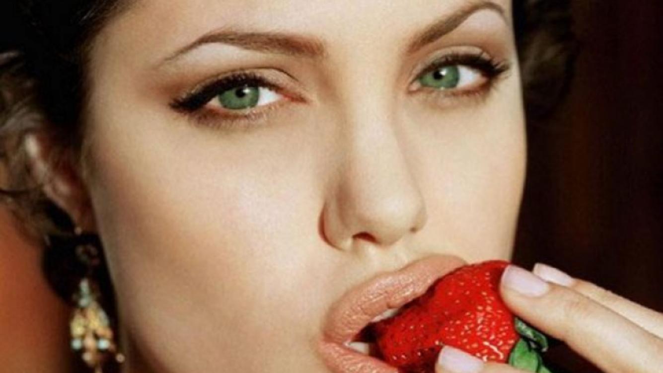La polémica dieta de Angelina Jolie. (Foto: Web)