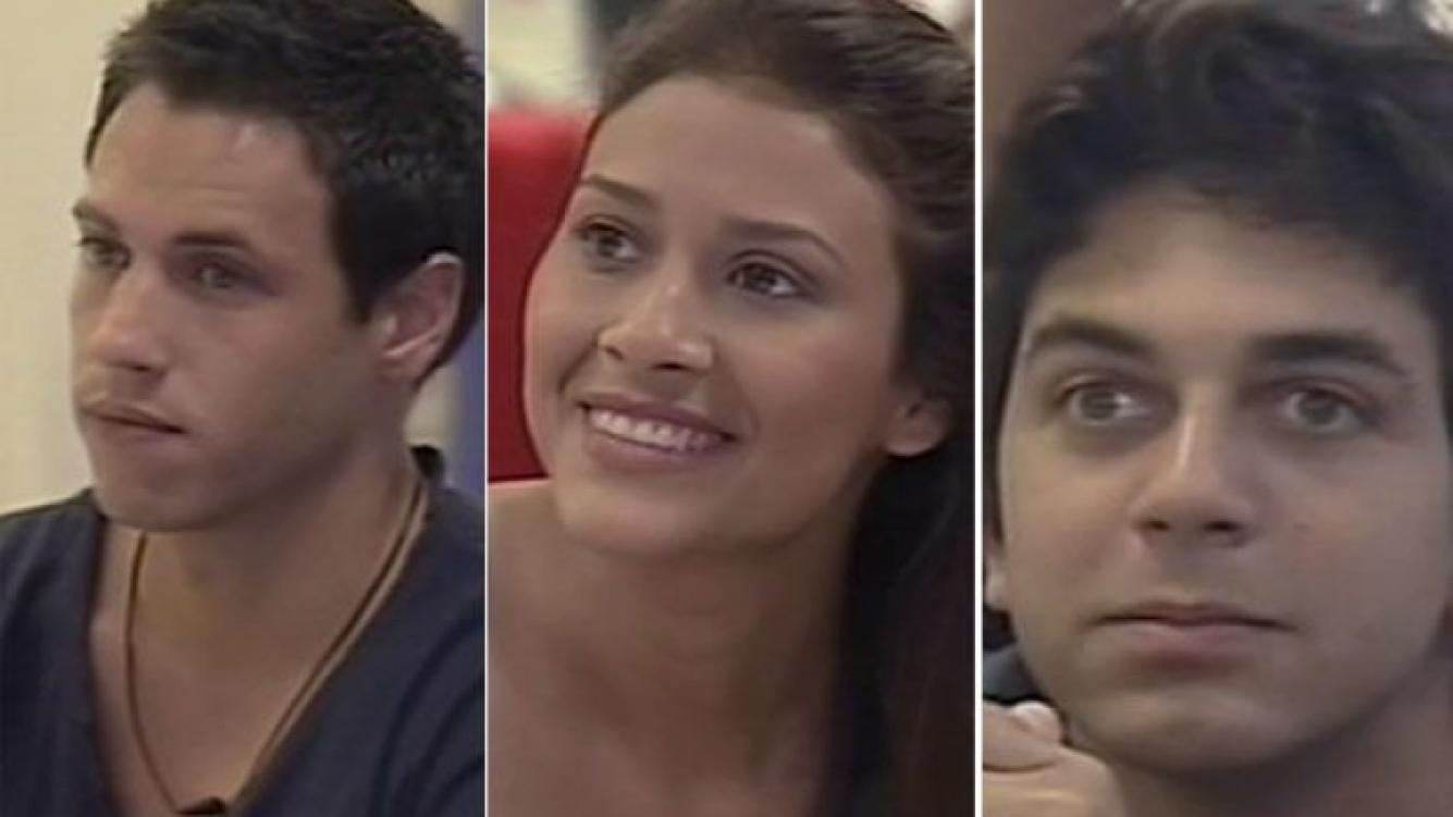 Ezequiel, Mariana y Rodrigo: nominados.