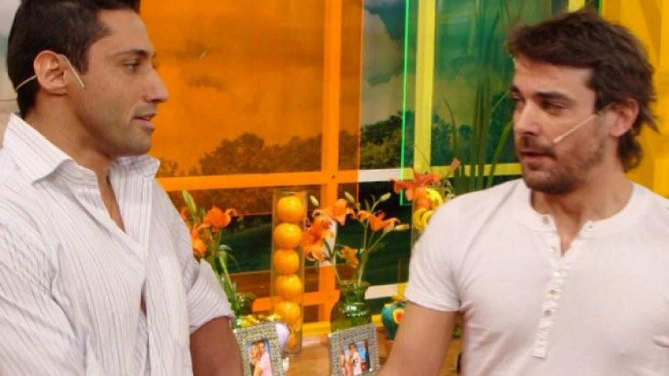 Pedro Alfonso y Tito Speranza quierne nefrentarse en la final de Bailando 2011. (Foto: web)