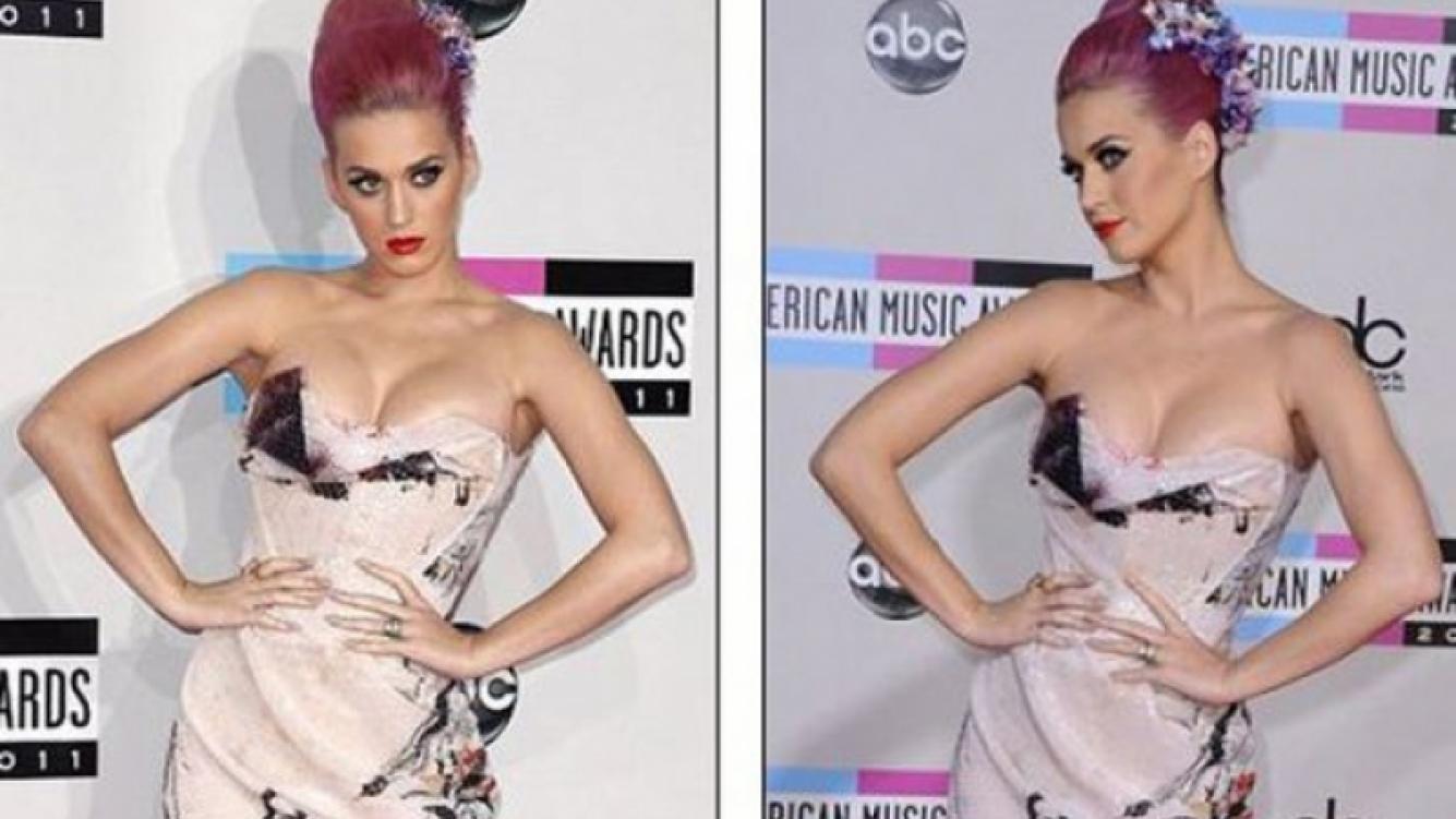 Katy Perry adhiere al Partido Comunista.