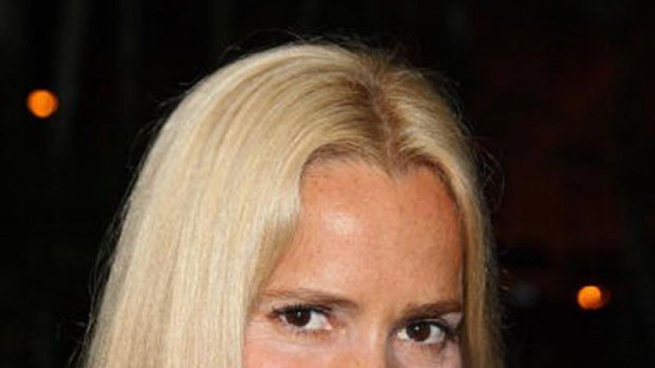Grecia Colmenares, al heroína de Cristian U. (Foto: Web)