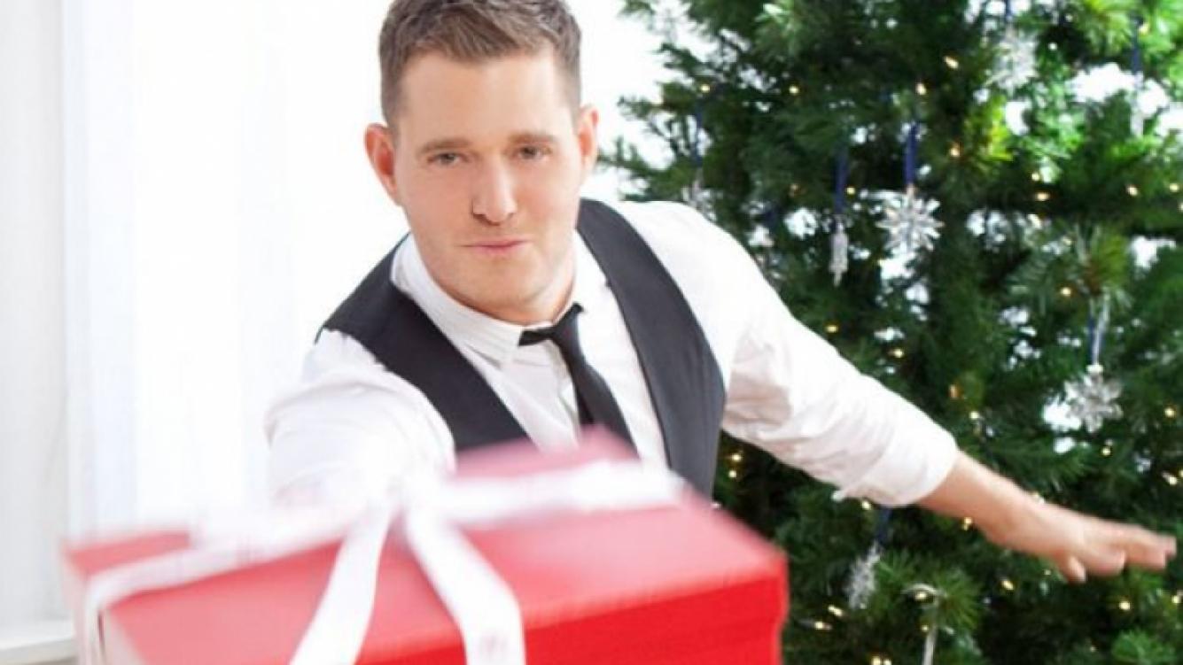 """El insólito """"regalito"""" de Michael Bublé a su familia para Navidad. (Foto: Web)"""