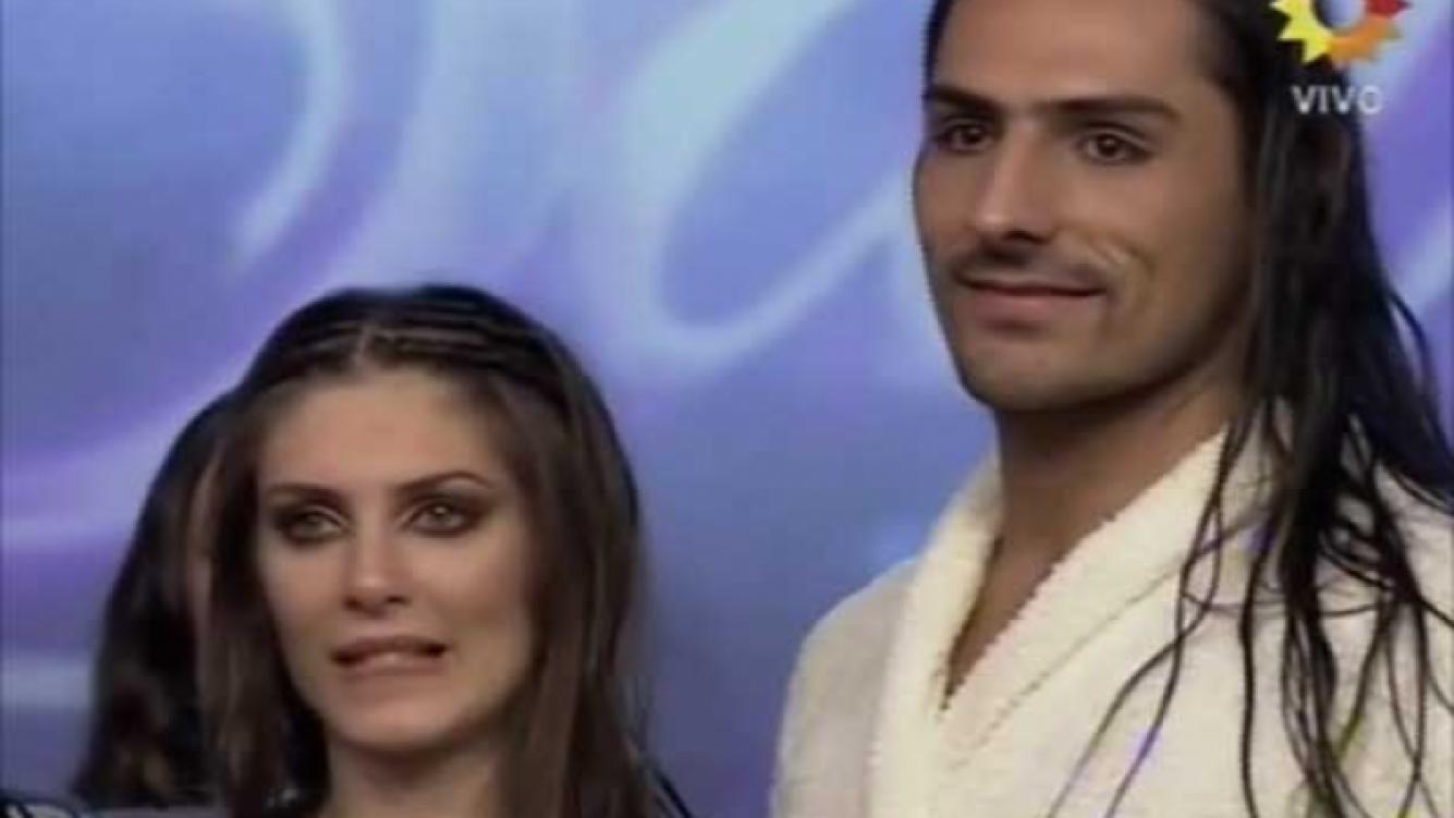 Eugenia Lemos fue eliminada de Bailando 2011. (Foto: Captura TV)
