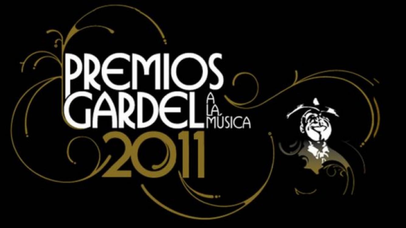 Premios Gardel 2011. (Foto: Web)
