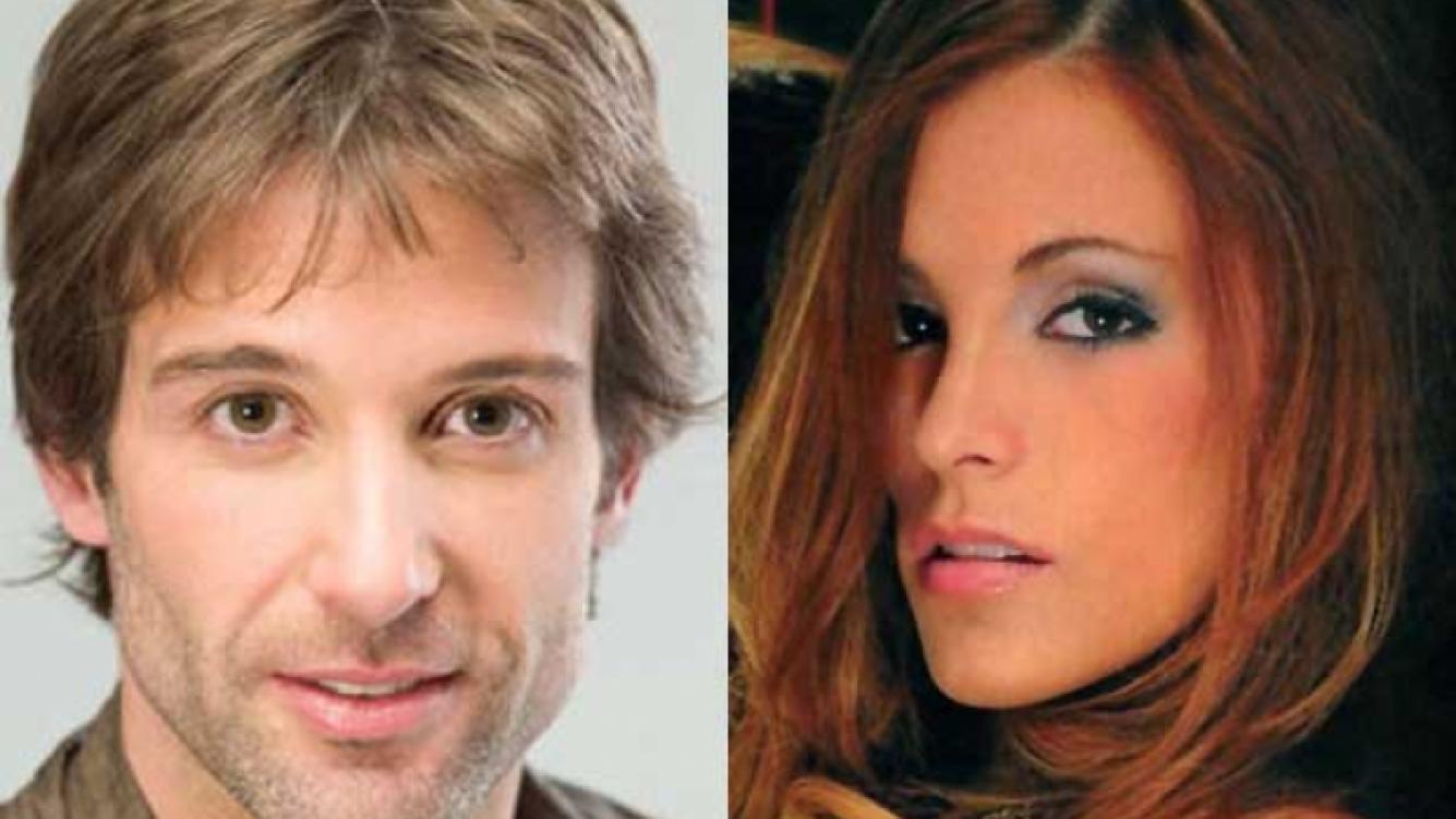 Segundo Cernadas, acaramelado con Coty Alvarez. (Foto: Web)