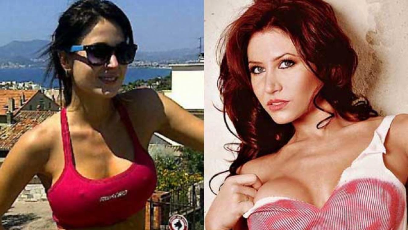 Jésica Cirio y Adabel Guerrero se besarán en Excitante. (Foto: Web)