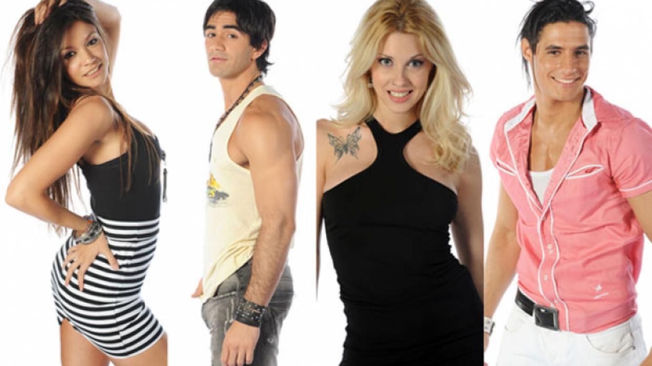 Los nuevos participantes de Soñando por bailar (Foto: Ideas del Sur).