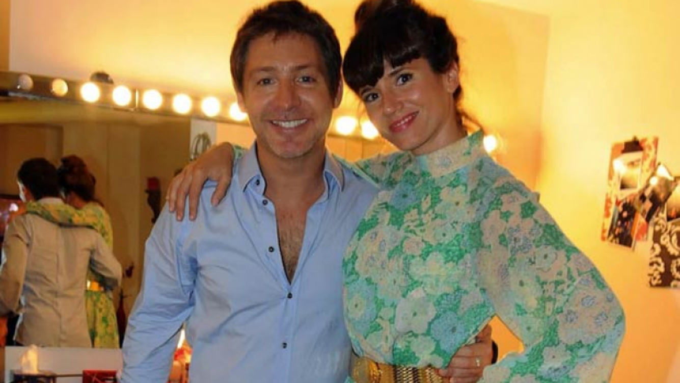 Adrian Suar y Griselda Siciliani saben el sexo de su bebé: ¡es una nena! (Foto: Web)