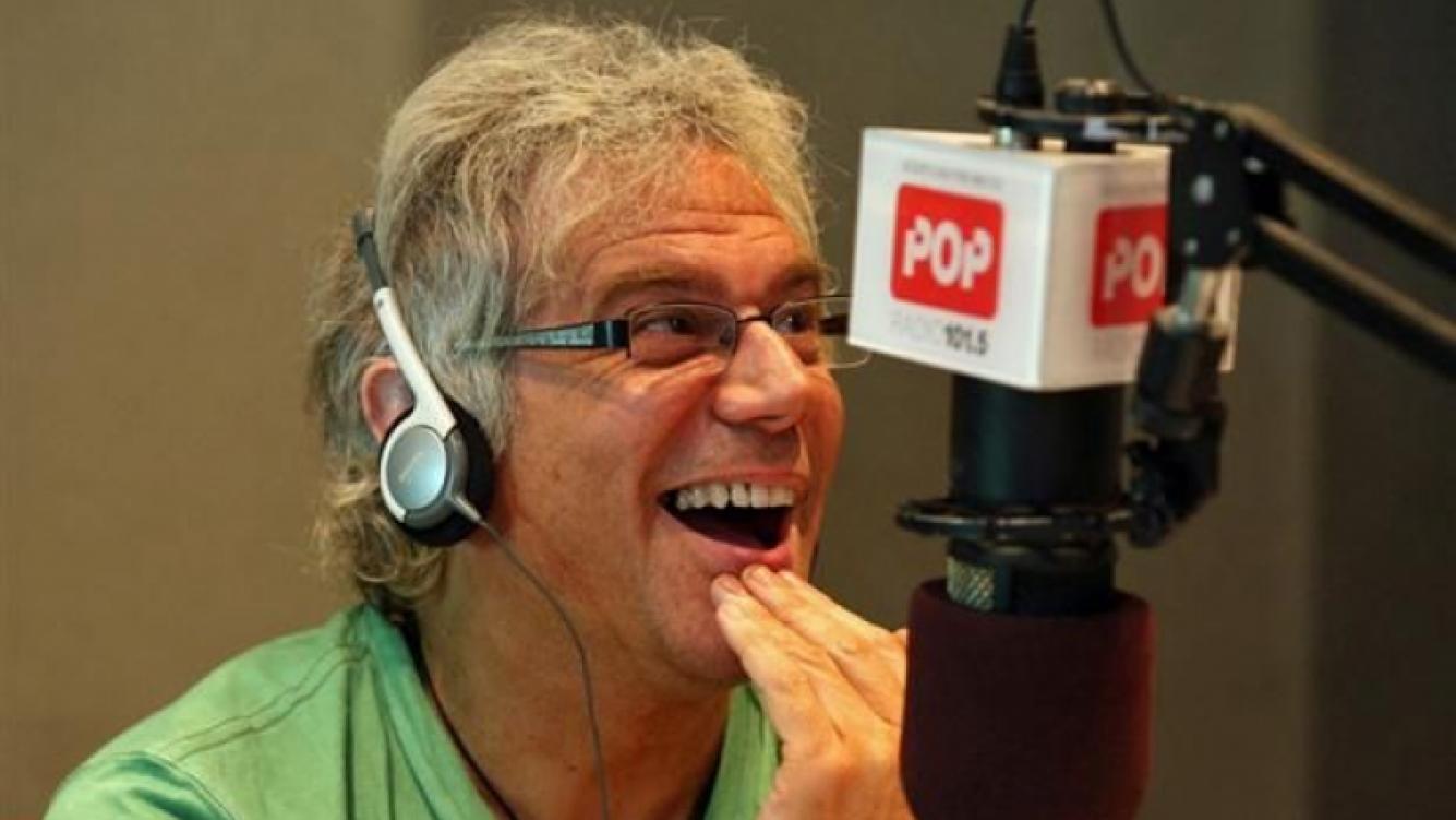 ¿Beto Casella quiere quedarse en la Pop en vez de ir a Radio 10? (Foto: Web)