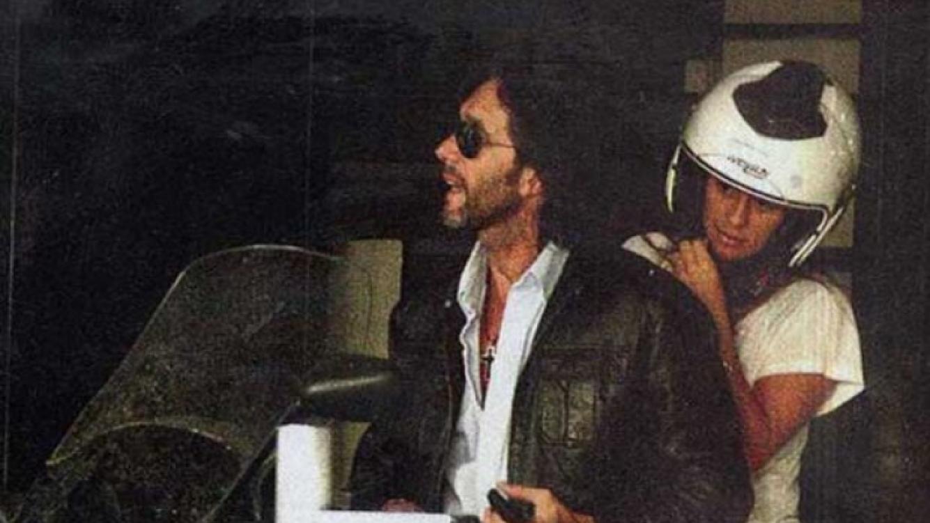 El mal momento de la hija de Su 2: Eduardo Celasco y Victoria Rodríguez ya no se esconden. (Foto: Paparazzi)