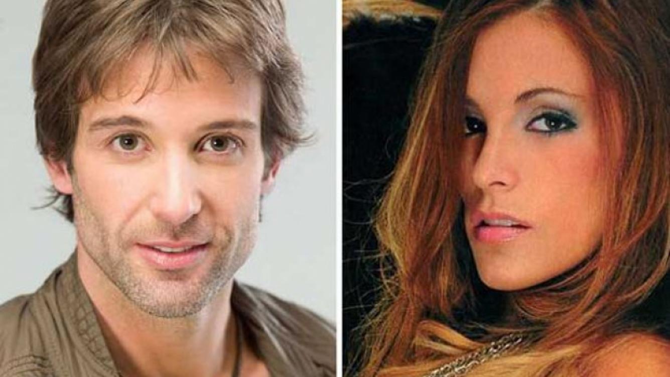 La primera foto de Segundo Cernadas y Constanza Álvarez. (Foto: Web)