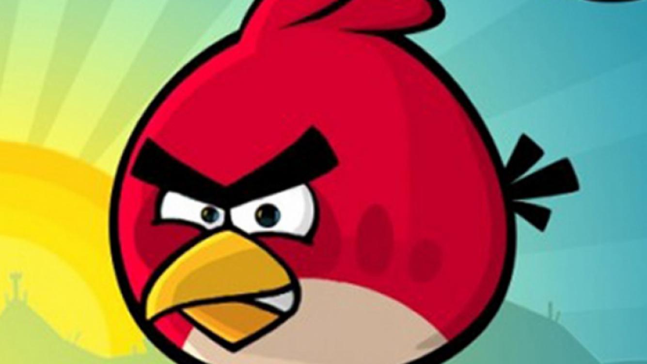 El popular pajarito de Angry Birds. (Foto: Web)