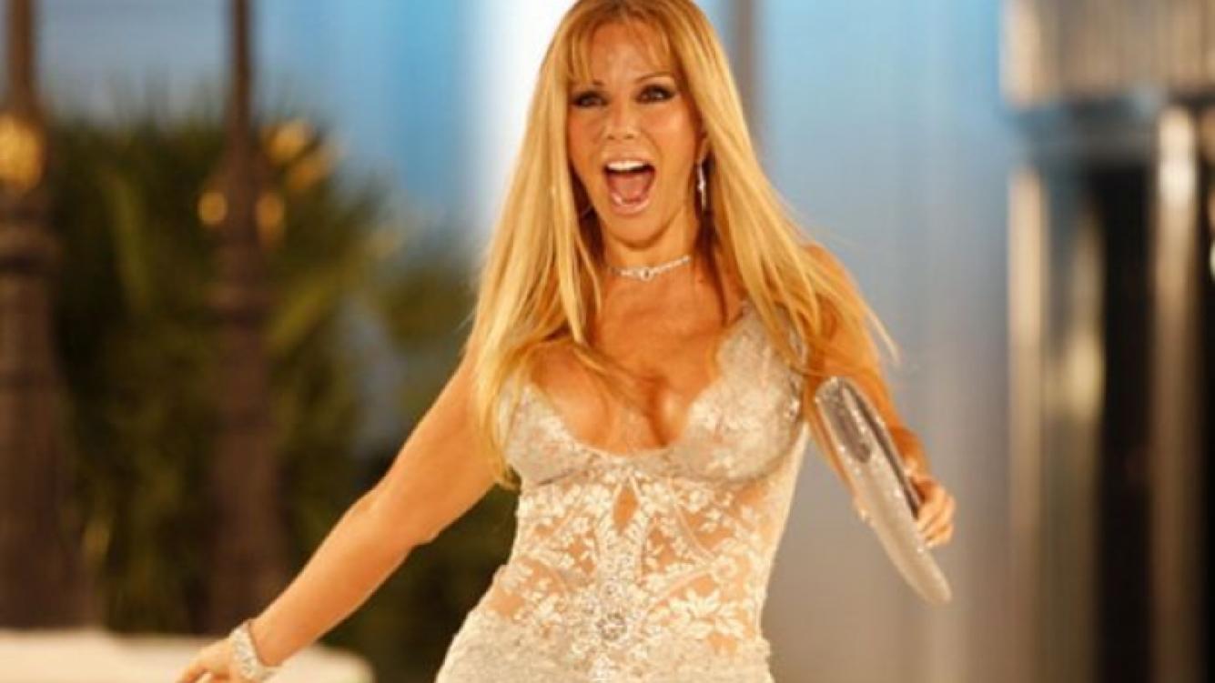 Graciela Alfano no para: subió nuevas fotos hot a Twitter.