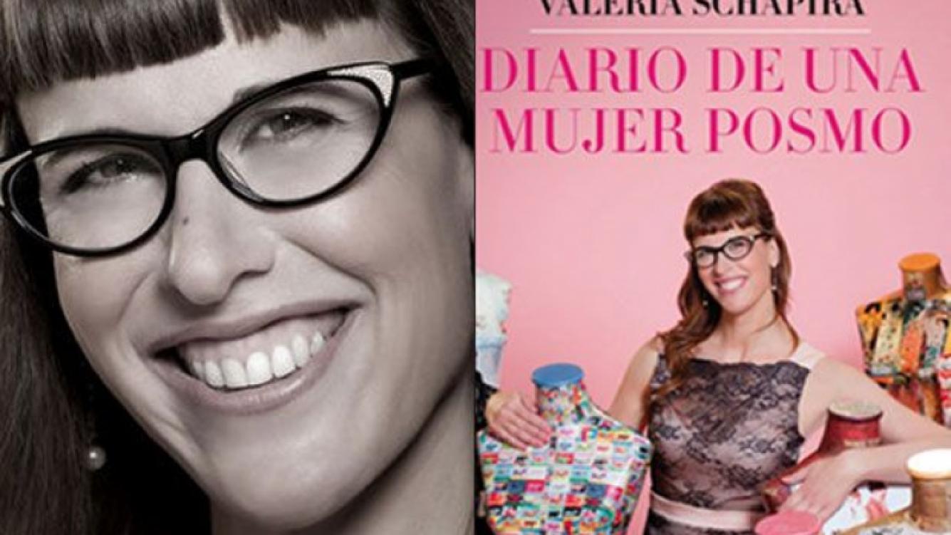 Diario de una mujer posmo, lo último de Valeria Schapira. (Foto: Juan Hitters)