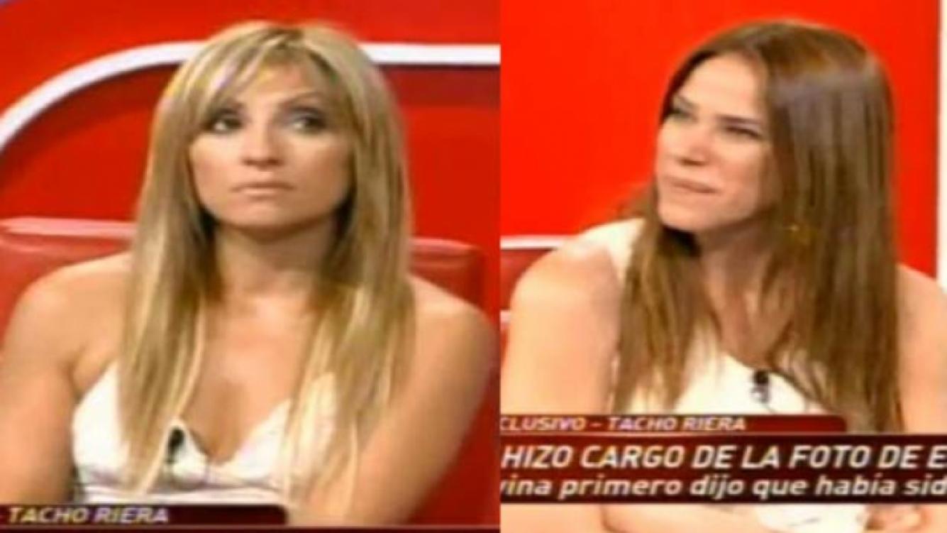 Marcela Tauro se iría de Intrusos, en conflicto con Marcela Baños. (Fotos: Web)