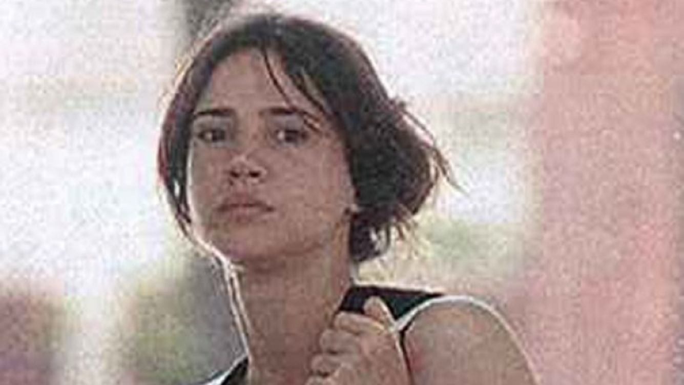 La recuperación de Celeste Cid. (Foto: revista Paparazzi)