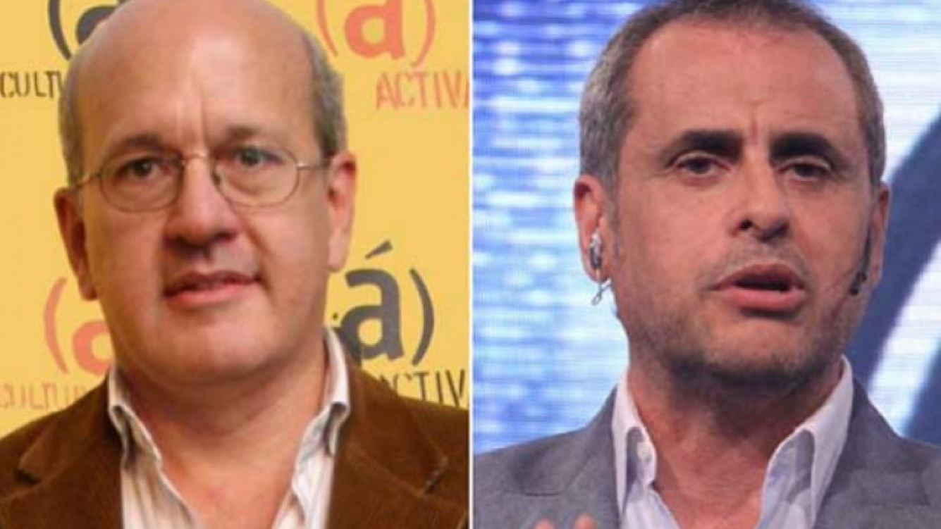 Pablo Sirvén opinó sobre la renuncia de Jorge Rial a GH 2012. (Foto: Web)