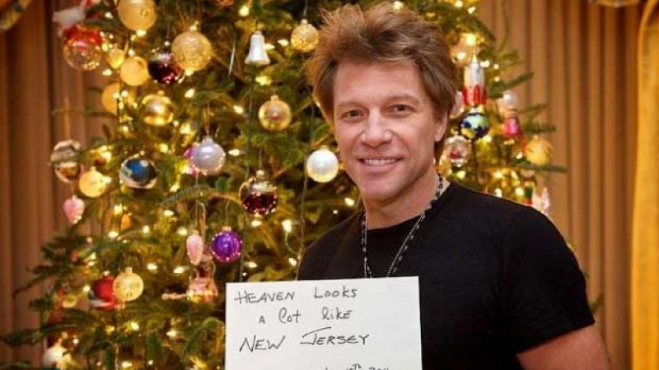 La original manera de Bon Jovi de desmentir su propia muerte. (Foto: Twitter Bon Jovi)