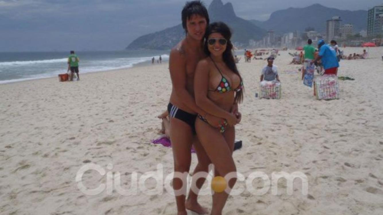Las románticas vacaciones de Tamara Alves y Patricio Toranzo. (Foto: Ciudad.com)