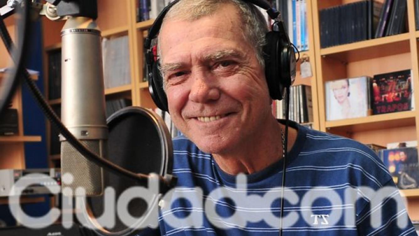 Juan Alberto Badía, recuperado del cáncer de mediastino. (Foto: Ciudad.com)