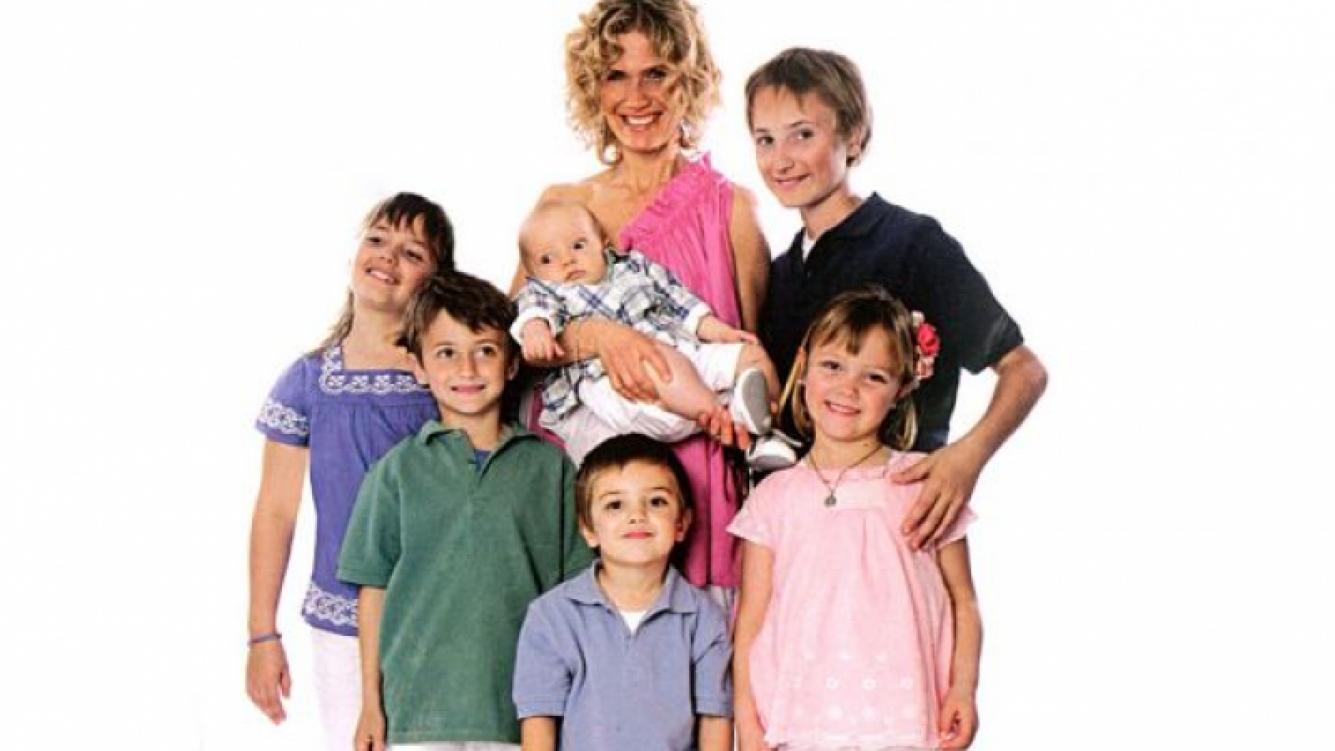Maru Botana está embarazada de su octavo hijo.