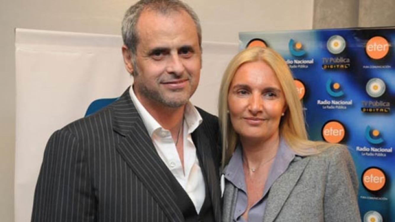 Jorge Rial habló sobre los rumores de crisis con su esposa, Silvia D Auro. (Foto: Web)