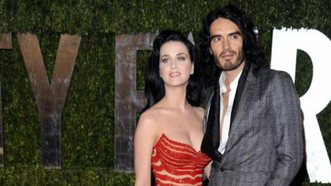Se separaron Katy Perry y Russell Brand. (Foto: Web)