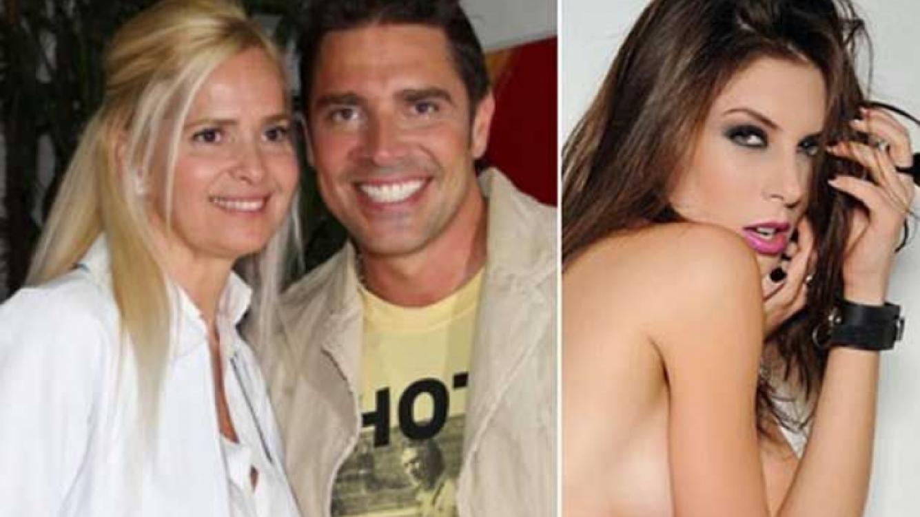 Matías Alé se peleó con Grecia Colmenares por… ¿Eugenia Lemos? (Foto: Web)
