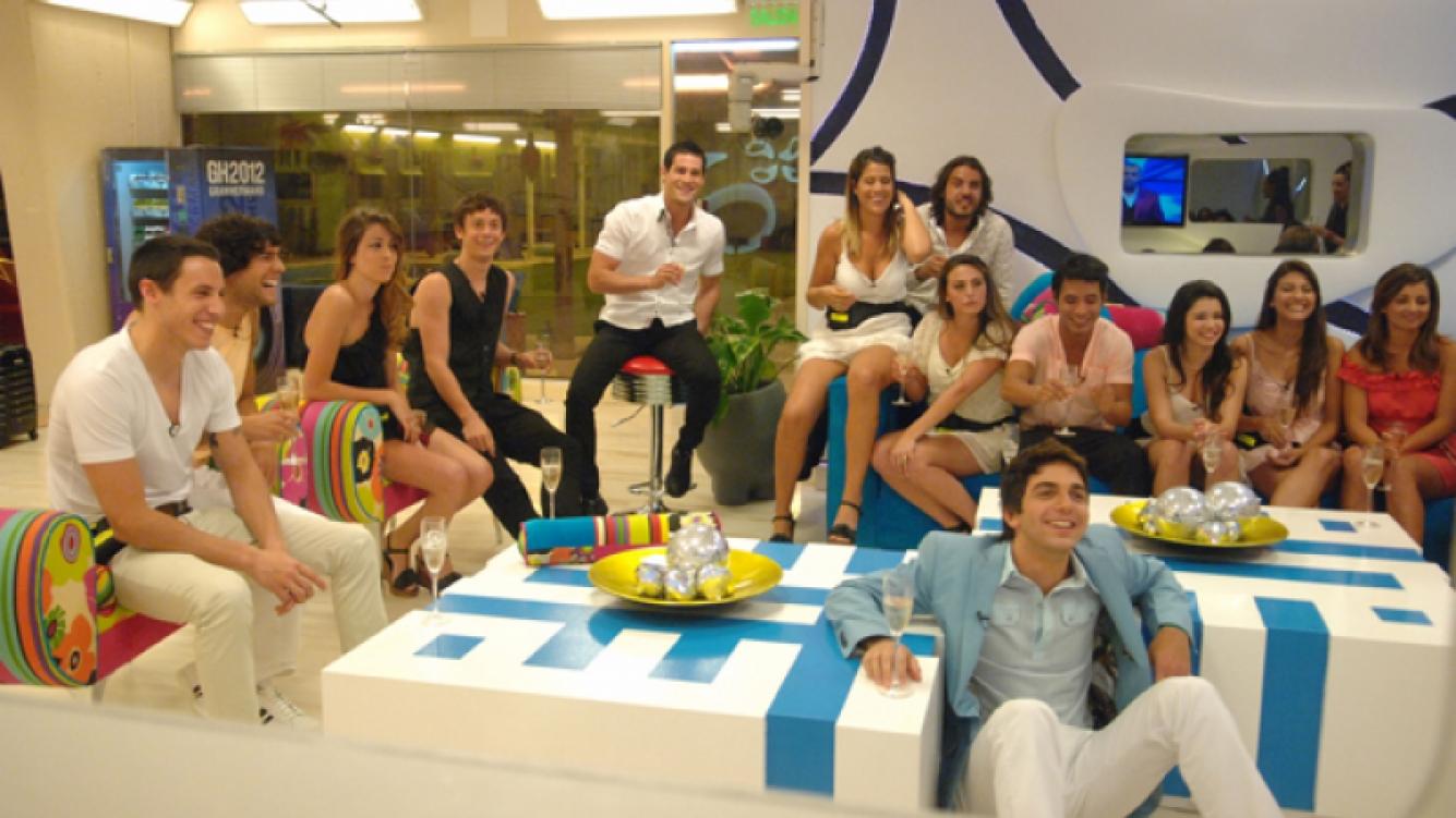 El ingreso menos esperado a la casa de Gran Hermano 2012. (Foto: Telefe)