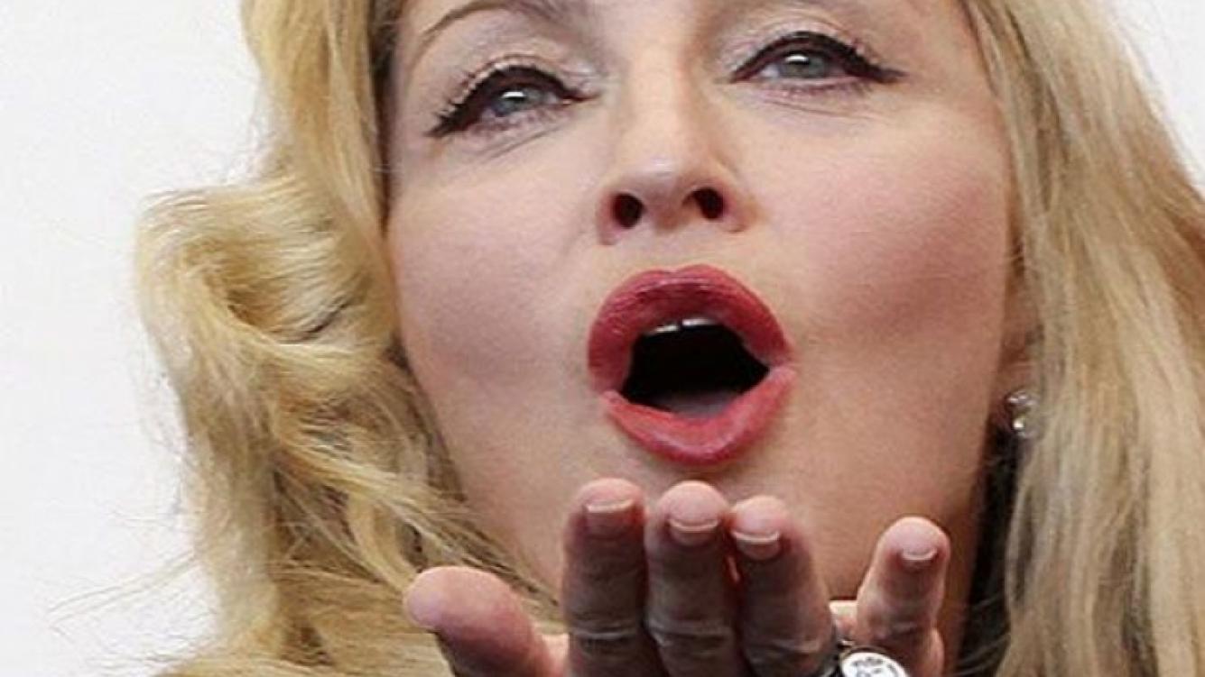 Madonna y la polémica por el nombre de su nuevo disco. (Foto: Web)