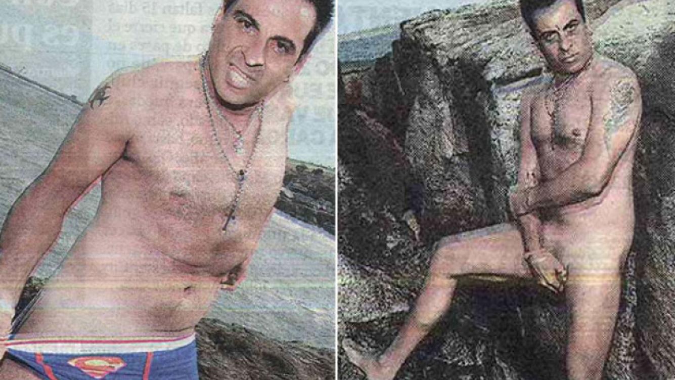 Marcelo Iripino mostró su nuevo cuerpo en el diario Muy.