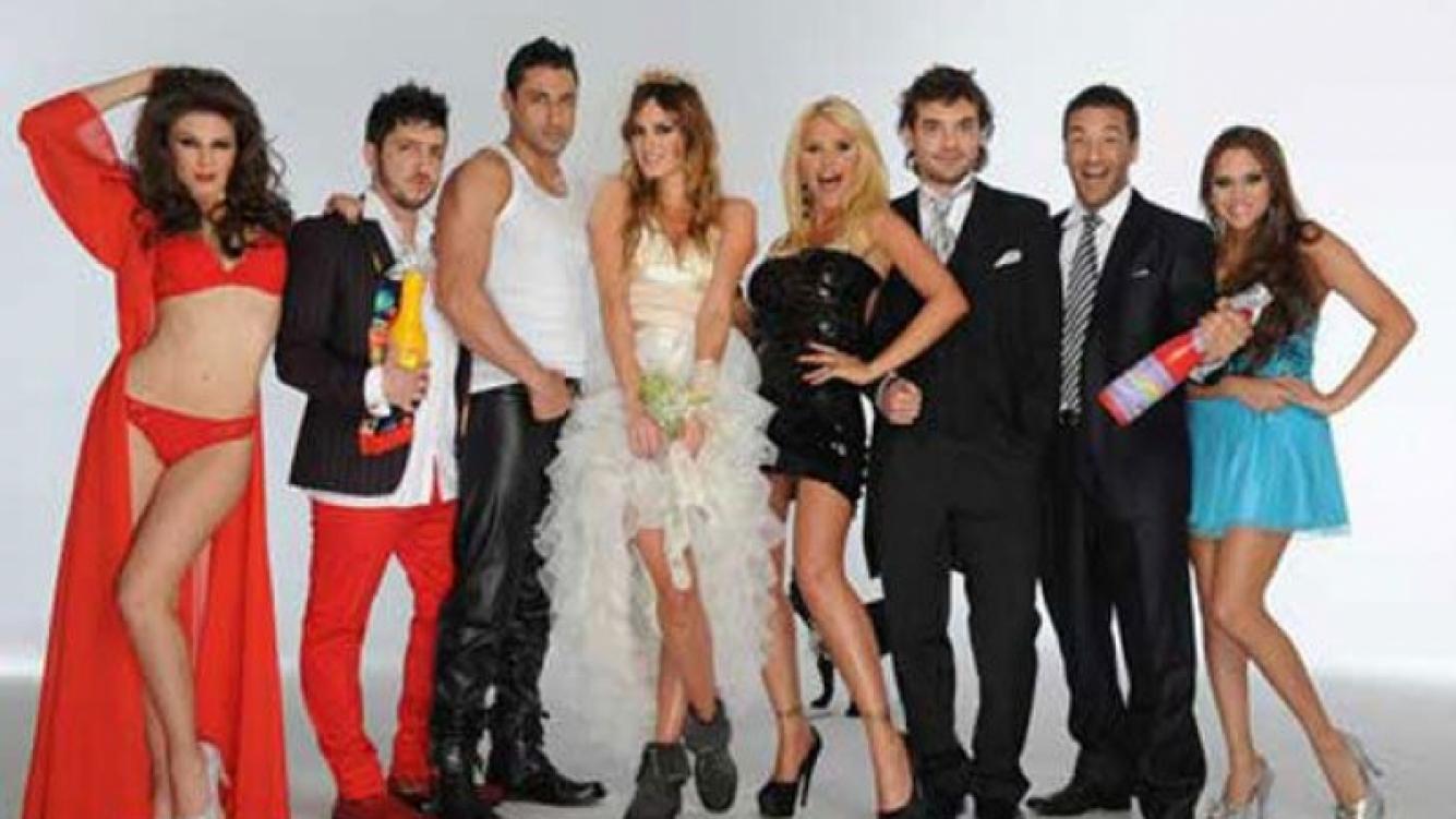 El elenco de Despedida de Soltero. (Foto: Web)