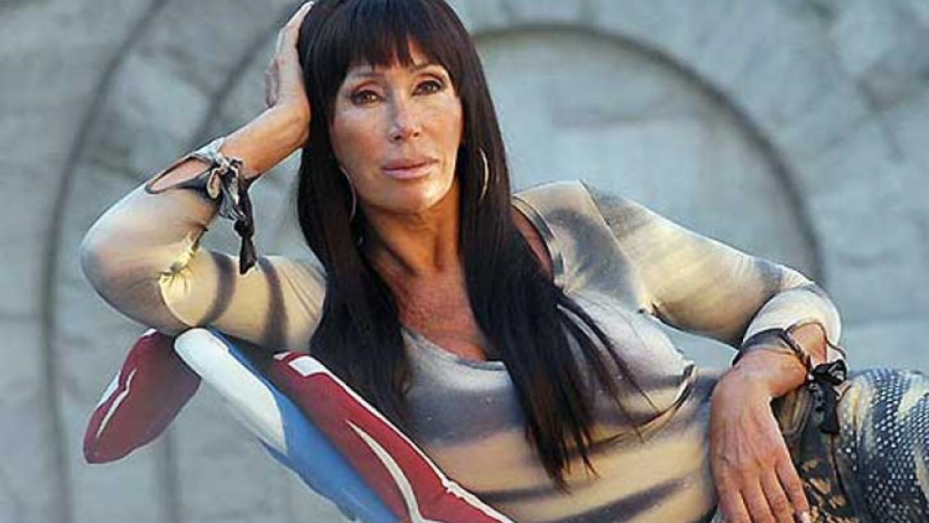 Moria Casán, tranquila a pesar de las denuncias de estafa en su Restó. (Foto: Web)