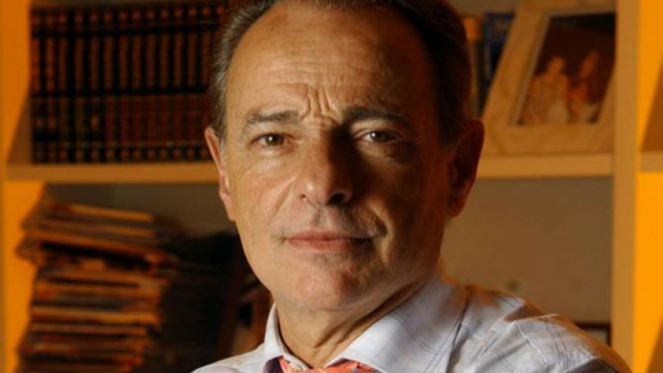 Máximo Ravenna, el reconocido médico nutricionista. (Foto: Web)