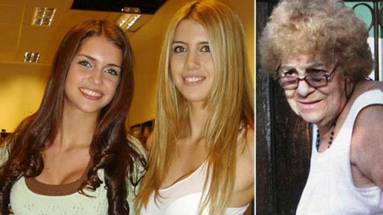 Polémica: El drama de la abuela de Wanda y Zaira Nara. (Foto: Web/ Revista Paparazzi)