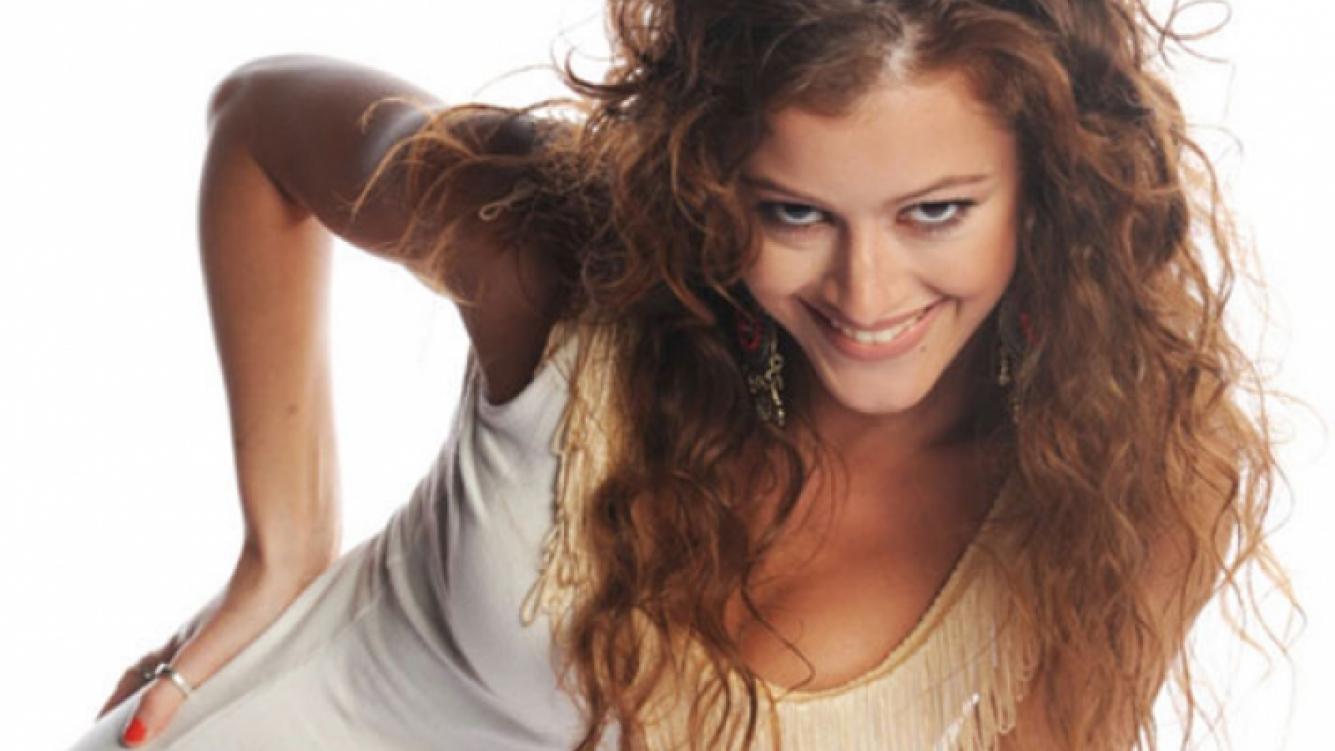 Ana Izaguirre. La modelo y bailarina de 21 años, oriunda de Río Cuarto (Córdoba) se llevó el 23 % de los votos