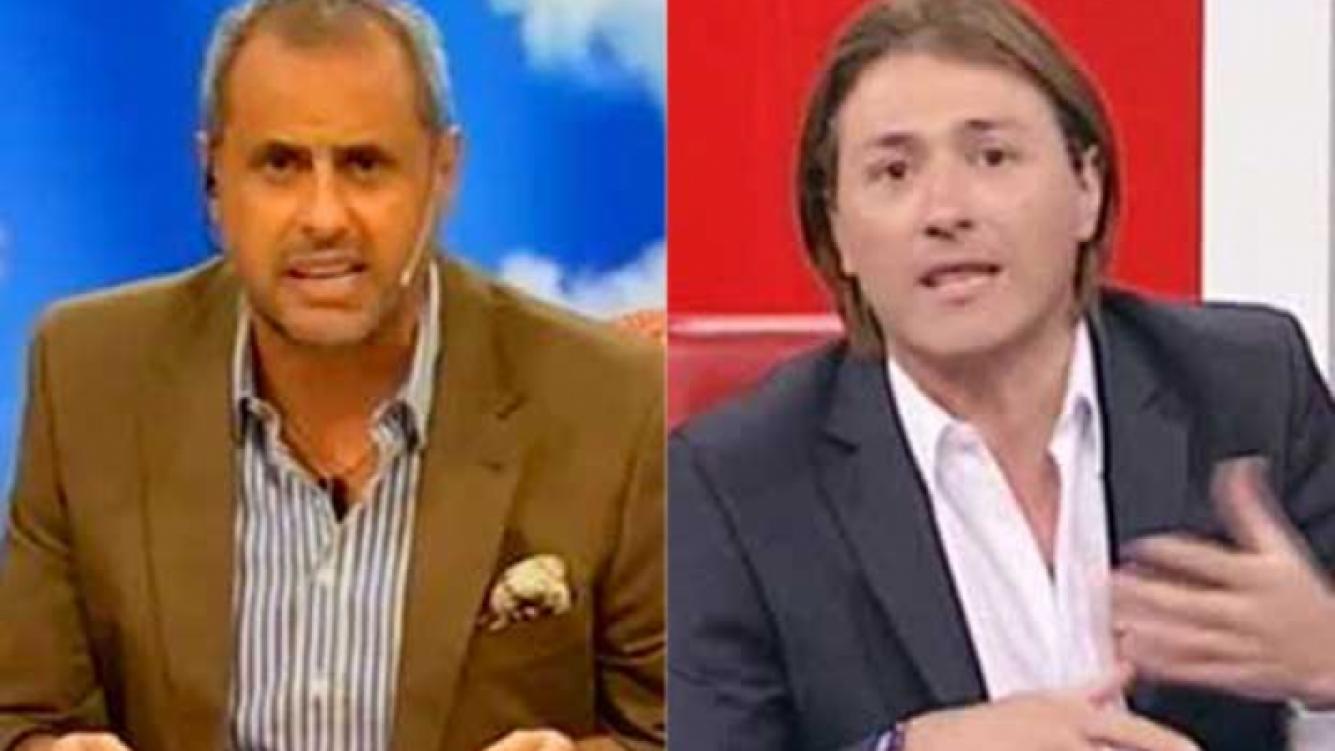La durísima pelea entre Jorge Rial y Daniel Gómez Rinaldi