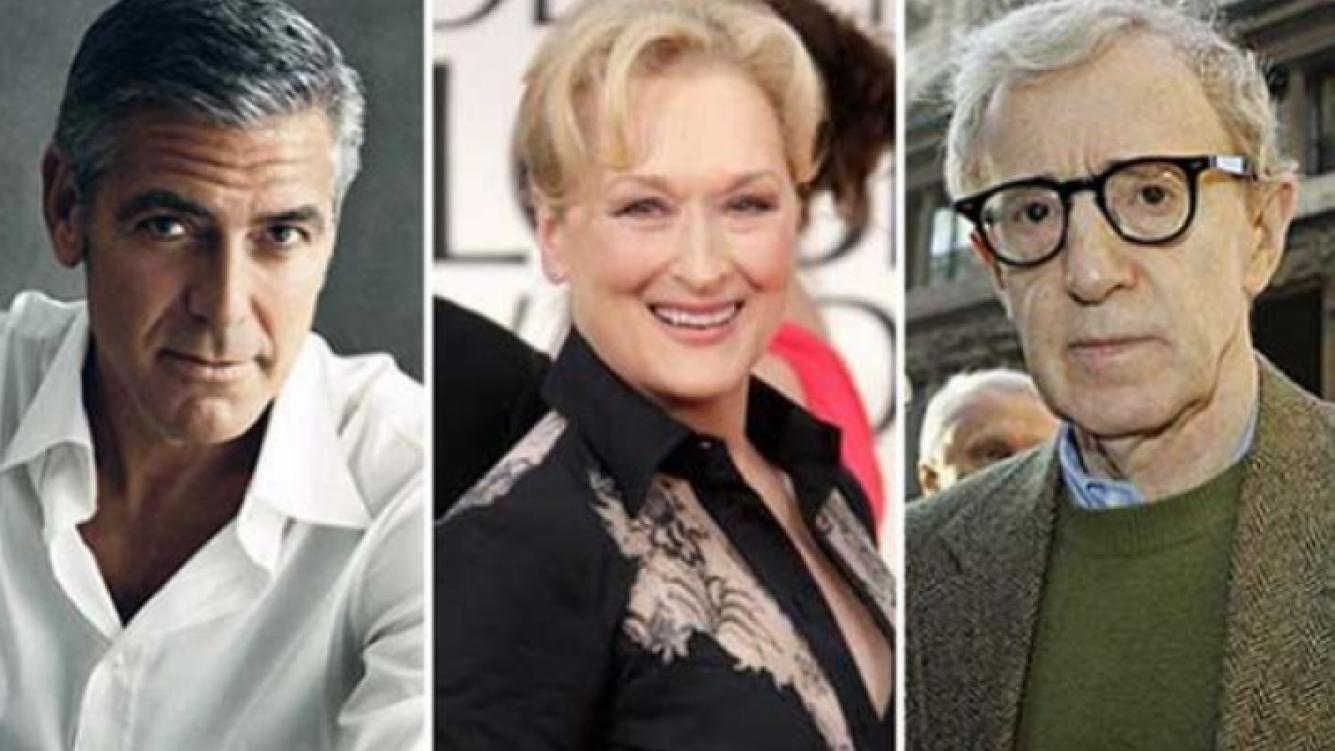 Los nominados a los premios Oscar. (Foto: Web)
