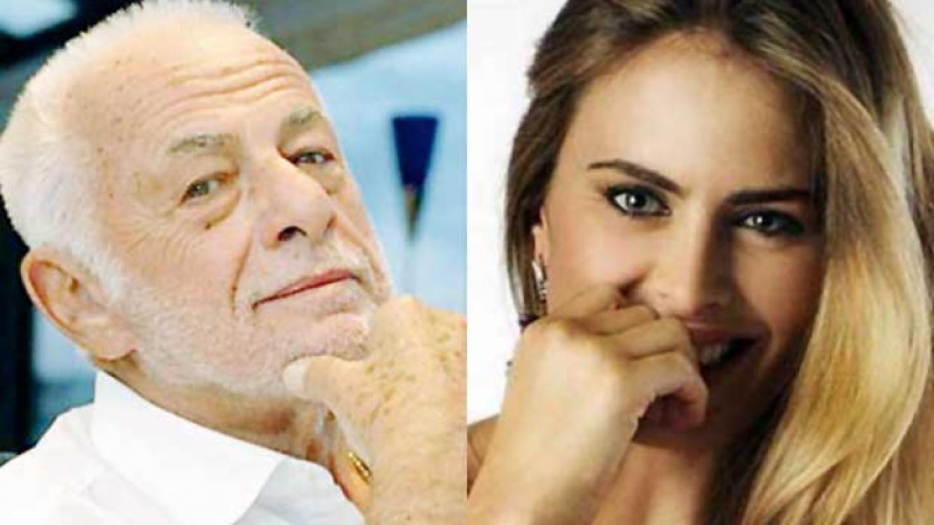 Gerardo Sofovich y Silvina Luna, enfrentados tras el levantamiento de Delicadamente Inmoral. (Foto: Web)