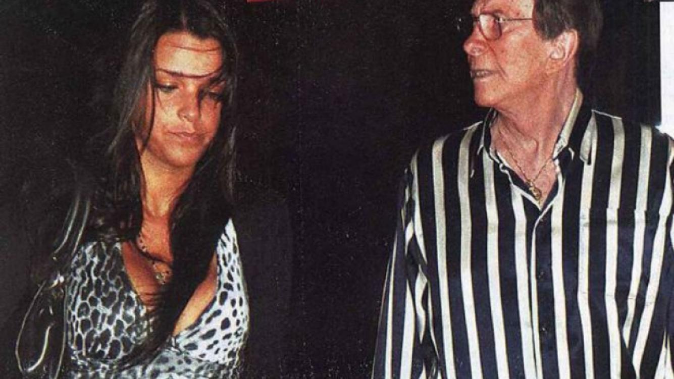 Silvio Soldán tiene una novia. (Foto: revista Paparazzi)
