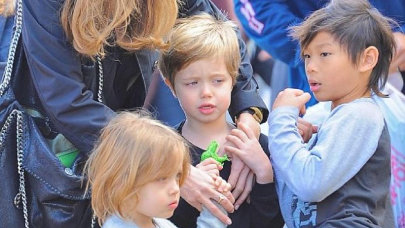 El llamativo nuevo nombre de Shiloh, la hija de Brad Pitt y Angelina Jolie. (Foto: Web)