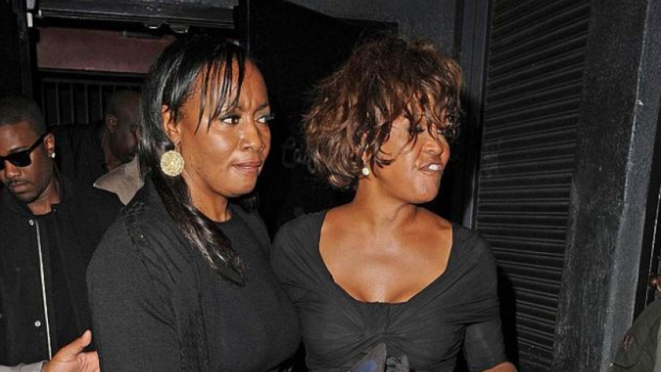 Whitney Houston: las fotos de su última salida pública (Foto: lapatilla).